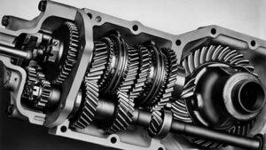 Ремонт механической коробки переключения передач