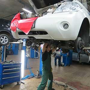 ремонт тормозной системы Войковская