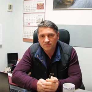 автосервис корпоративным клиентам - Генеральный директор автосервиса Алеф Авто