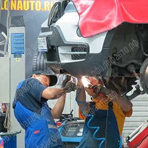 Слесарный ремонт авто на Войковской